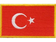 "Turkey Flags ""Without Text"""