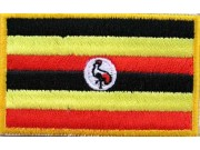 """Uganda Flags """"Without Text"""""""