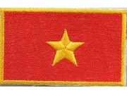 "Vietnam Flags ""Without Text"""