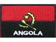 "Angola Flags ""With Text"""