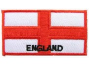 "England Flags ""With Text"""
