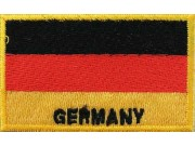 """Germany Flags """"With Text"""""""