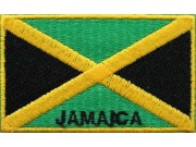 "Jamaica Flags ""With Text"""