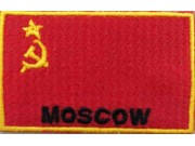 "Moscow Flags ""With Text"""