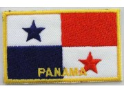 "Panama Flags ""With Text"""