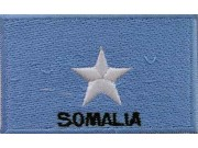 "Somalia Flags ""With Text"""