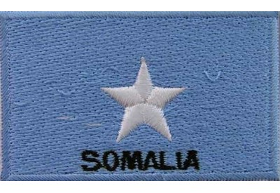 """Somalia Flags """"With Text"""""""
