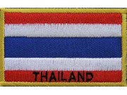 "Thailand Flags ""With Text"""