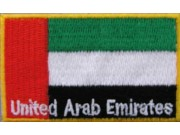 "United Arab Emirates Flags ""With Text"""