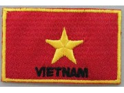 """Vietnam Flags """"With Text"""""""