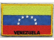 """Venezuela Flags """"With Text"""""""