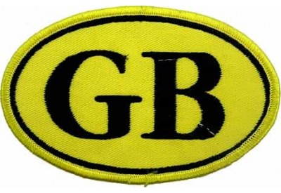 GB  PUNK & ROCK PATCH