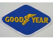 GOOD YEAR TIRE TYRE RACING SPORT EMBROIDERED PATCH #03