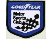 GOOD YEAR TIRE TYRE RACING SPORT EMBROIDERED PATCH #04