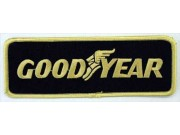 GOOD YEAR TIRE TYRE RACING SPORT EMBROIDERED PATCH #05