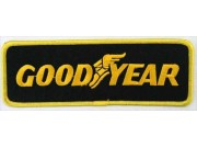 GOOD YEAR TIRE TYRE RACING SPORT EMBROIDERED PATCH #06