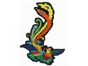 GIANT PHOENIX TATTOO PATCH RIGHT (P-17R)