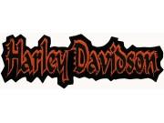 GIANT HARLEY DAVIDSON BIKER PATCH (K12a)