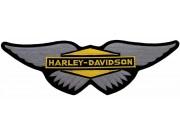 GIANT HARLEY DAVIDSON BIKER WINGS PATCH (K1)