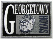 GEORGETOWN HOYAS NCAA PATCH #03