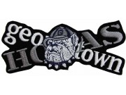 GEORGETOWN HOYAS NCAA PATCH #04