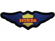 HONDA MOTORCYCLE BIKER WINGS PATCH #14