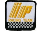 IP RACING SPORT IRON ON EMBROIDERED PATCH #02