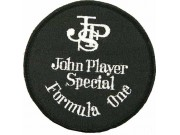 JPS JOHN PLAYER SPCIAL RACING SPORT EMBROIDERED PATCH #04