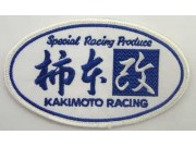 KAKIMOTO RACING SPORT EMBROIDERED PATCH #03