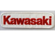 KAWASAKI BIKER MOTORCYCLE EMBROIDERED PATCH #13