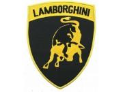 GIANT LAMBORGHINI RACING MOTORSPORTS PATCH (P01)