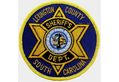 LEXINGTON COUNTRY POLICE PATCH
