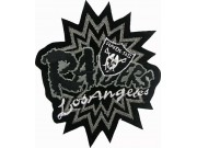 Los Angeles Raiders NFL Embroidered Patch #01