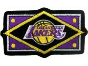 LOS ANGELES LAKERS NBA BASKETBALL EMBROIDERED PATCH #12