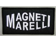 MAGNETI RACING SPORT EMBROIDERED PATCH #01