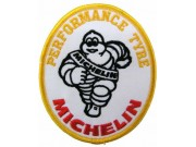 MICHELIN TIRE TYRE RACING SPORT EMBROIDERED PATCH #04