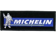 MICHELIN TIRE TYRE RACING SPORT EMBROIDERED PATCH #06