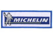 MICHELIN TIRE TYRE RACING SPORT EMBROIDERED PATCH #08