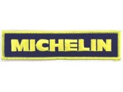 MICHELIN TIRE TYRE RACING SPORT EMBROIDERED PATCH #10