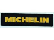 MICHELIN TIRE TYRE RACING SPORT EMBROIDERED PATCH #11