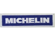 MICHELIN TIRE TYRE RACING SPORT EMBROIDERED PATCH #15