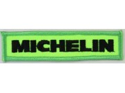 MICHELIN TIRE TYRE RACING SPORT EMBROIDERED PATCH #18