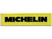 MICHELIN TIRE TYRE RACING SPORT EMBROIDERED PATCH #19