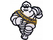 MICHELIN TIRE TYRE RACING SPORT EMBROIDERED PATCH #27