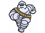 GIANT MICHELIN IRON MAN F1 TIRE RACING PATCH (K1)