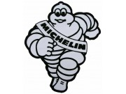 GIANT MICHELIN IRON MAN F1 TIRE RACING PATCH (K2)