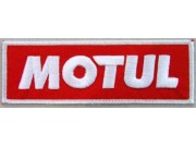 MOTUL BIKER EMBROIDERED PATCH #02