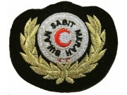 MALAYSIA RED CROSS AMBULANCE IRON ON EMBROIDERED PATCH #03