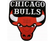 GIANT NBA CHICAGO BULLS BASKETBALL PATCH K01