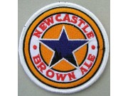 NEWCASTLE BROWN ALE BEER PATCH